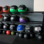 CrossFit 805 - Wallballs on all